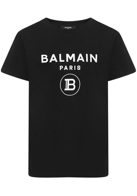 Balmain Paris Kids T-shirt  Balmain Paris Kids | 8 | 6M8701MX030930BC