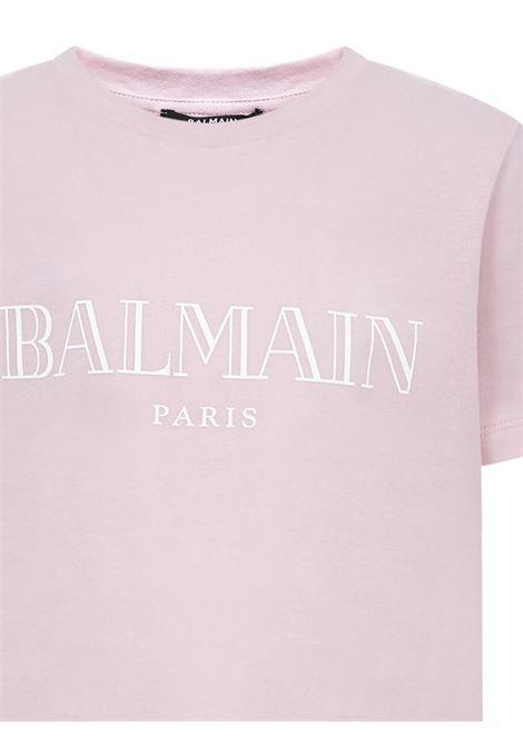 Balmain Paris Kids t-shirt Balmain Paris Kids | 8 | 6M8721MX030506