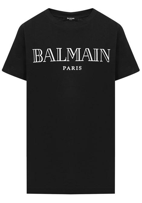 Balmain Paris Kids T-shirt Balmain Paris Kids | 8 | 6M8721MX030930