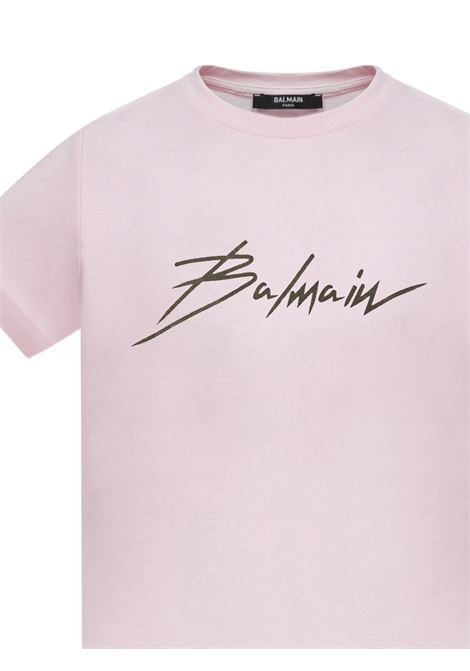 Balmain Paris Kids T-shirt Balmain Paris Kids | 8 | 6M8741MX030506AG
