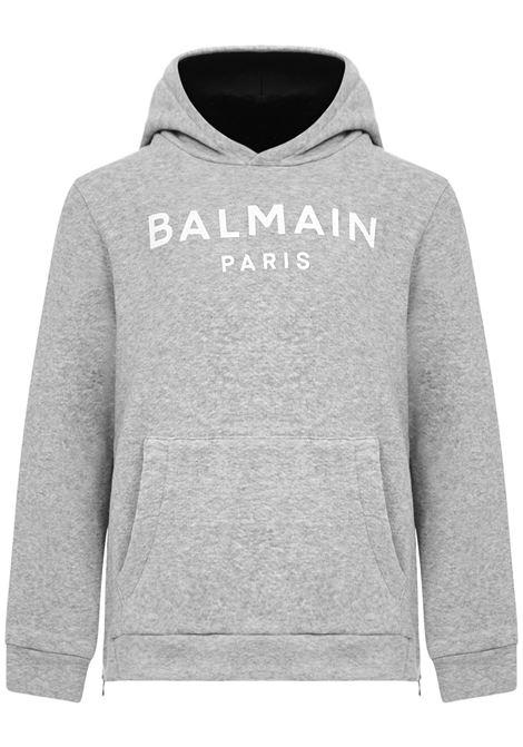 Balmain Paris Kids Sweatshirt Balmain Paris Kids | -108764232 | 6N4630NB600904