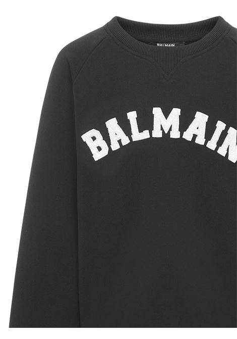 Balmain Paris Kids Sweatshirt  Balmain Paris Kids | -108764232 | 6N4690NX300930