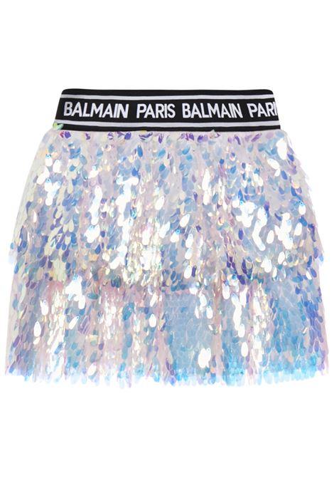Balmain Paris Kids Skirt  Balmain Paris Kids | 15 | 6N7000NB120515M