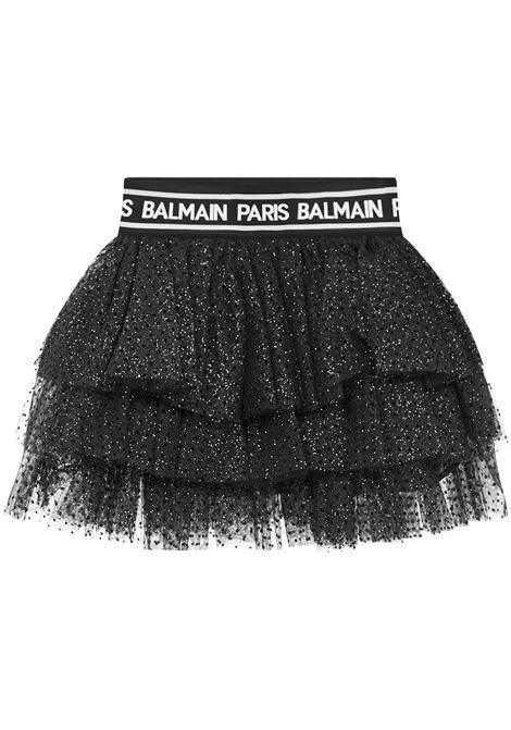 Balmain Paris Kids Skirt  Balmain Paris Kids | 15 | 6N7020NC940930