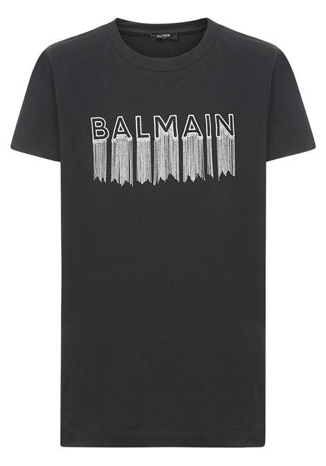 Balmain Paris Kids T-shirt  Balmain Paris Kids | 8 | 6N8061NC610930