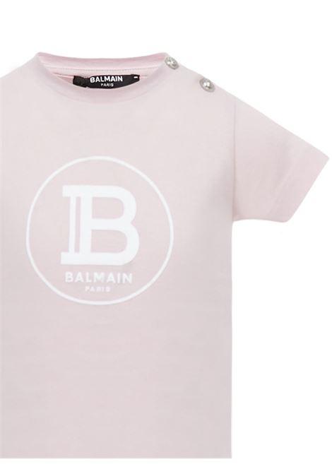 Balmain Paris Kids T-shirt  Balmain Paris Kids | 8 | 6N8811NX290515