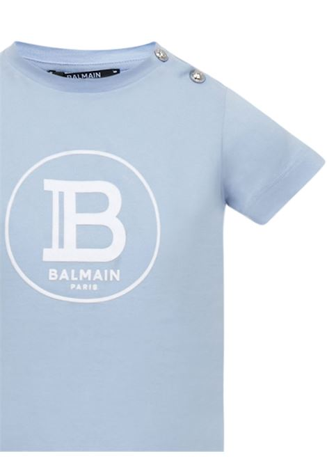 Balmain Paris Kids T-shirt  Balmain Paris Kids | 8 | 6N8811NX290607