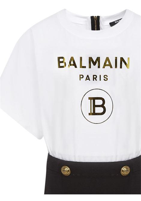Balmain Paris Kids Dress Balmain Paris Kids | 11 | 6O1171OB690100NE