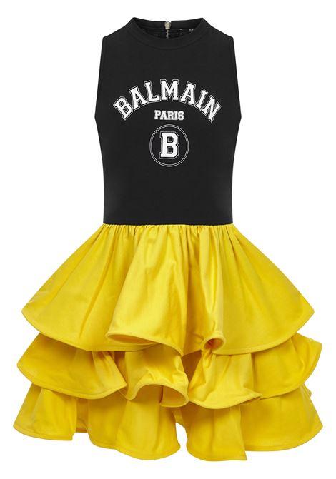 Balmain Paris Kids Dress Balmain Paris Kids | 11 | 6O1292OB690930GL