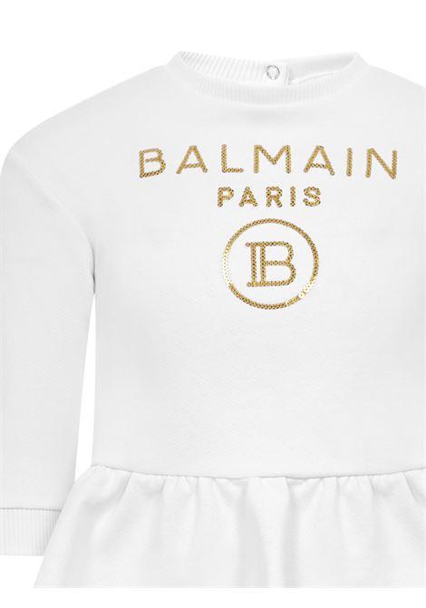 Balmain Paris Kids Dress Balmain Paris Kids | 11 | 6O1830OX360100