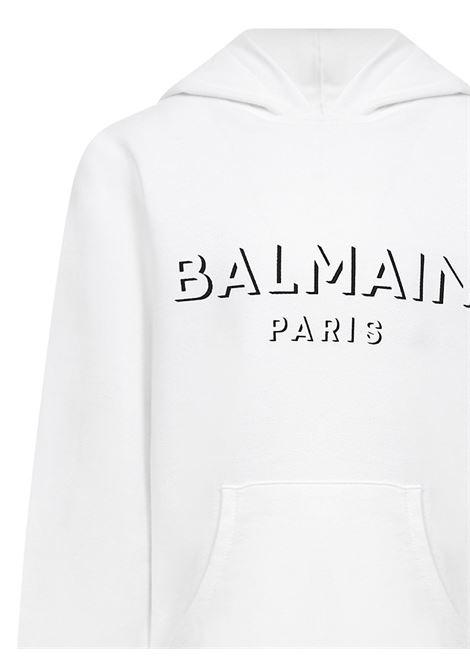 Balmain Paris Kids Sweatshirt Balmain Paris Kids | -108764232 | 6O4580OX370100