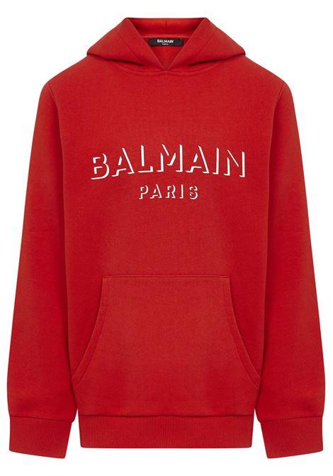 Balmain Paris Kids Sweatshirt Balmain Paris Kids | -108764232 | 6O4580OX370412