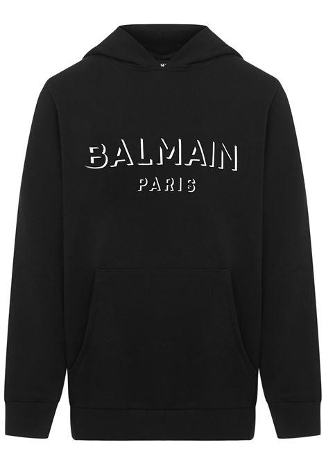 Balmain Paris Kids Sweatshirt Balmain Paris Kids | -108764232 | 6O4580OX370930