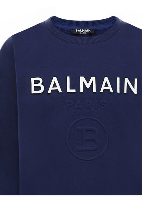 Balmain Paris Kids Sweatshirt Balmain Paris Kids | -108764232 | 6O4680OX370625