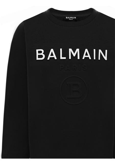 Balmain Paris Kids Sweatshirt Balmain Paris Kids | -108764232 | 6O4680OX370930