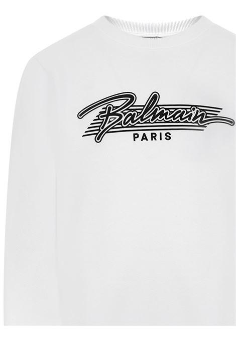 Balmain Paris Kids Sweatshirt Balmain Paris Kids | -108764232 | 6O4710OB700100NE