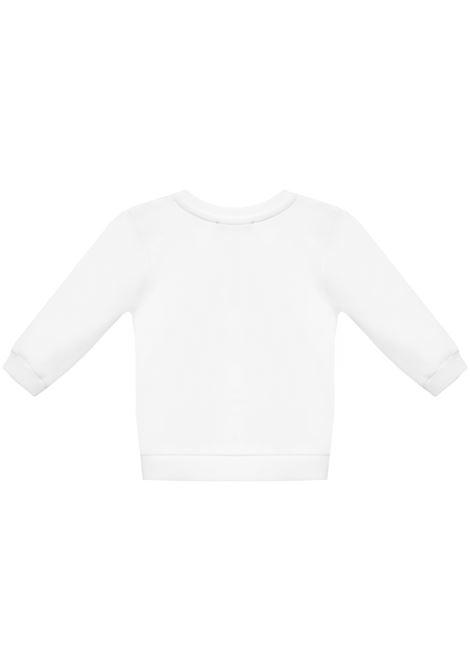 Balmain Paris Kids Sweatshirt  Balmain Paris Kids | -108764232 | 6O4A10OX370100NE
