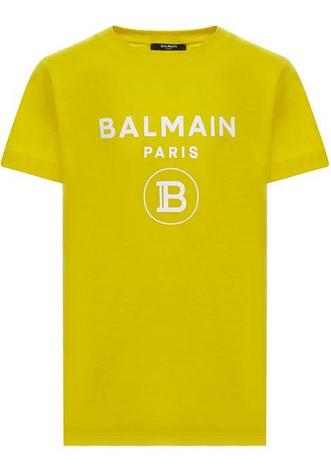 Balmain Paris Kids T-shirt Balmain Paris Kids | 8 | 6O8651OX390201