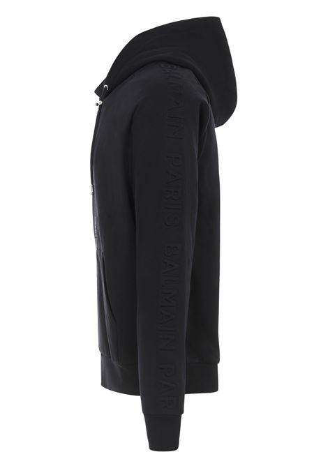 Balmain Paris Sweatshirt  Balmain Paris | -108764232 | TH13122I2400PA