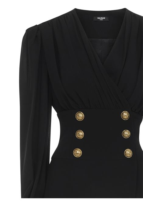Balmain Paris Dress Balmain Paris | 11 | UF16285V0890PA