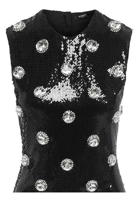 Balmain Paris Dress Balmain Paris | 11 | UF16342P051EAW