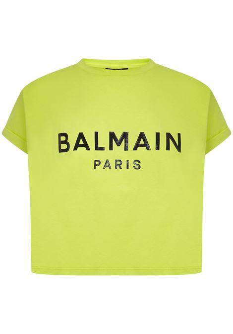 Balmain Paris T-shirt Balmain Paris | 8 | VF0EE005B035IAU