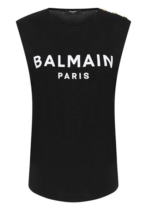 Balmain Paris T-shirt  Balmain Paris   8   VF11000B001EAB