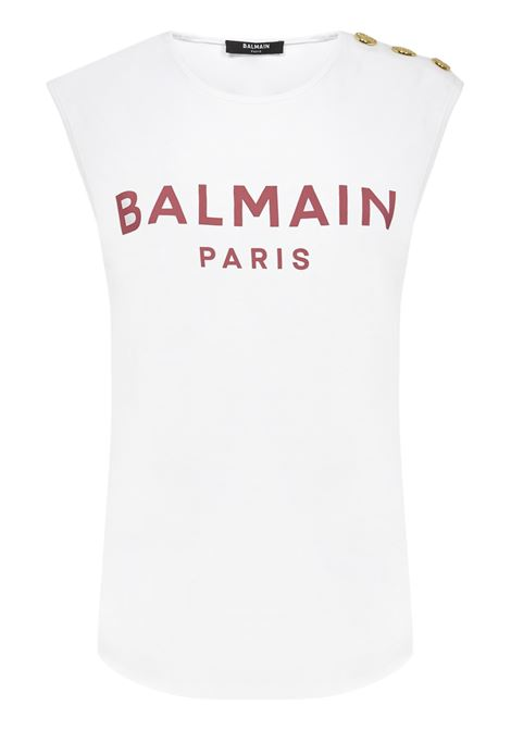 Balmain Paris T-shirt Balmain Paris   8   VF11000B001GBY