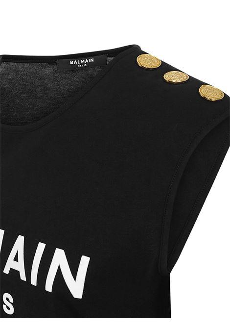Balmain Paris T-shirt Balmain Paris   8   VF11000B012EAB
