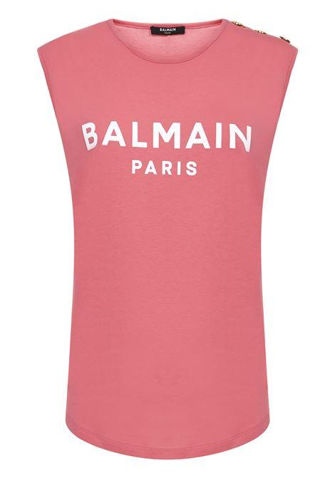 Balmain Paris T-shirt Balmain Paris   8   VF11000B012OBR