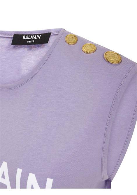 Balmain Paris T-shirt Balmain Paris   8   VF11000B012QAB