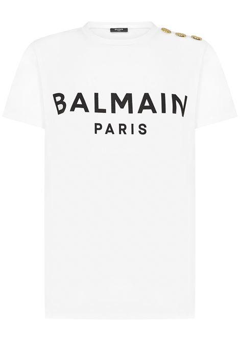 Balmain Paris T-shirt Balmain Paris   8   VF11350B001GAB