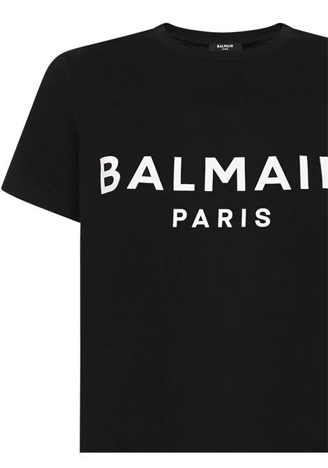 Balmain Paris T-shirt Balmain Paris   8   VF11350B019EAB