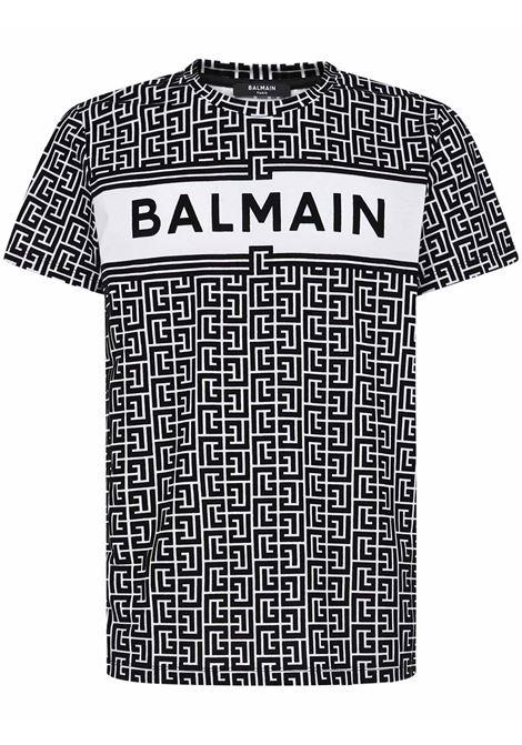T-shirt Balmain Paris Balmain Paris | 8 | VH0EF000B088GAB