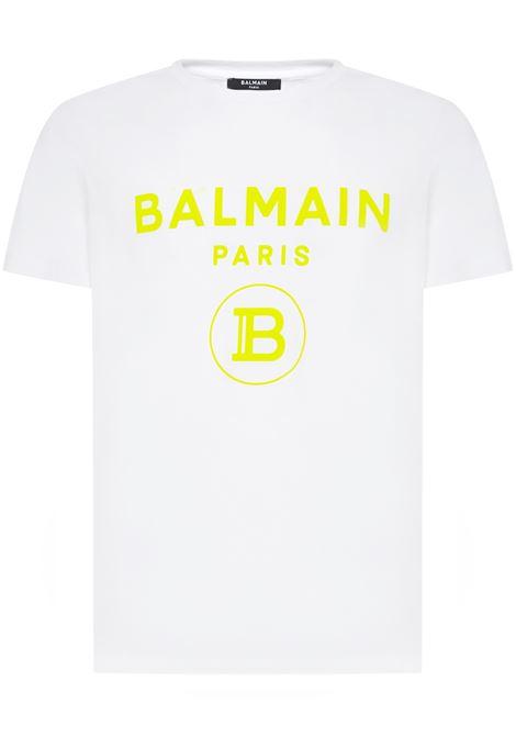 T-shirt Balmain Paris Balmain Paris | 8 | VH0EF000B092GBC