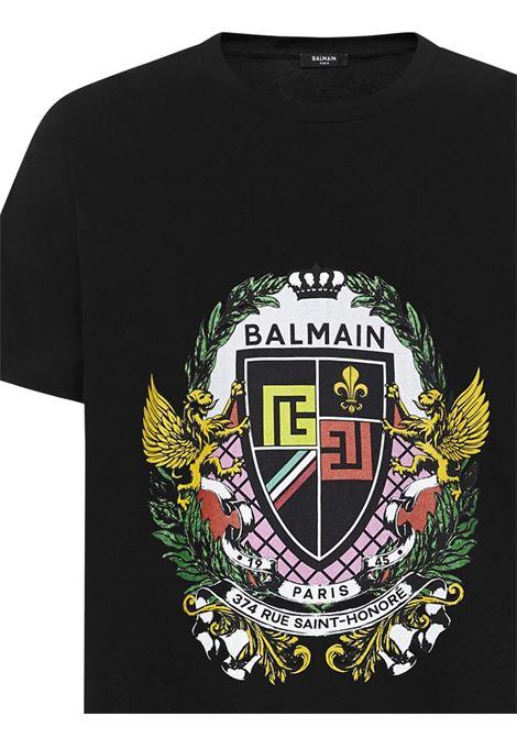 Balmain Paris T-shirt  Balmain Paris   8   VH0EF000G055EAH