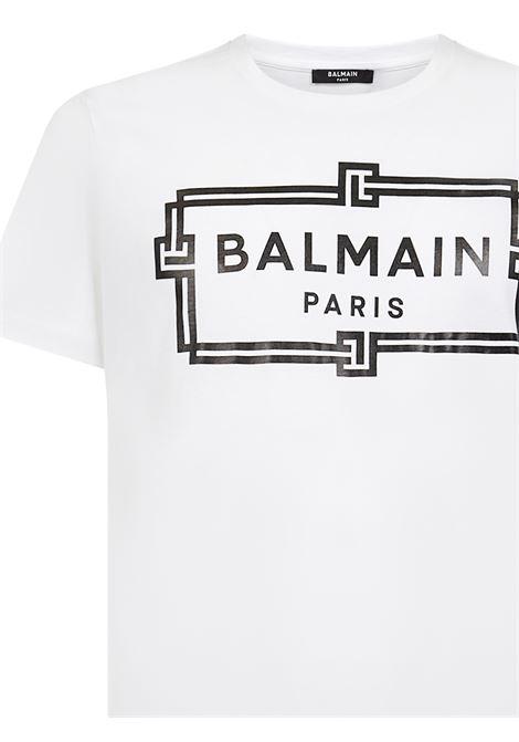 Balmain Paris T-shirt  Balmain Paris   8   VH0EF000G065GAB