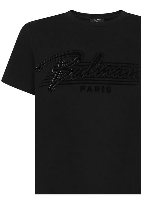 Balmain Paris T-shirt Balmain Paris | 8 | VH1EF000B0350PA