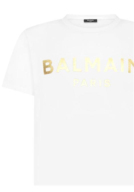 Balmain Paris T-shirt  Balmain Paris | 8 | VH1EF000B0650FA