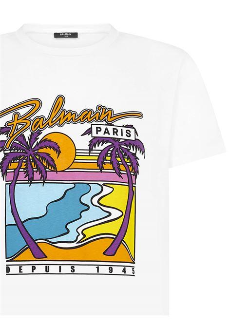 Balmain Paris T-shirt  Balmain Paris | 8 | VH1EF000G0250FA