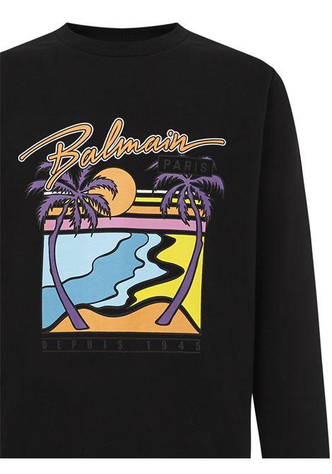 Balmain Paris Sweatshirt Balmain Paris | -108764232 | VH1JQ010G0220PA