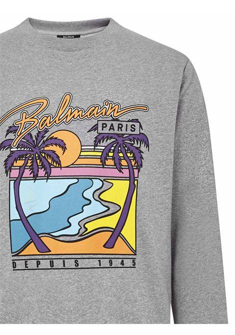 Balmain Paris Sweatshirt Balmain Paris | -108764232 | VH1JQ010G0229UB