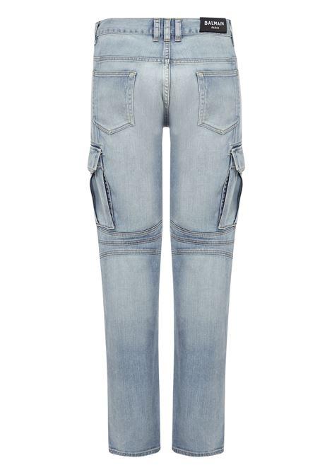 Balmain Paris Jeans Balmain Paris | 24 | VH1MH015019D6AA