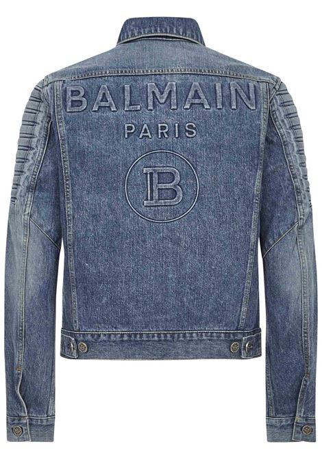 Balmain Paris Jacket Balmain Paris | 13 | VH1TC016014D6AA