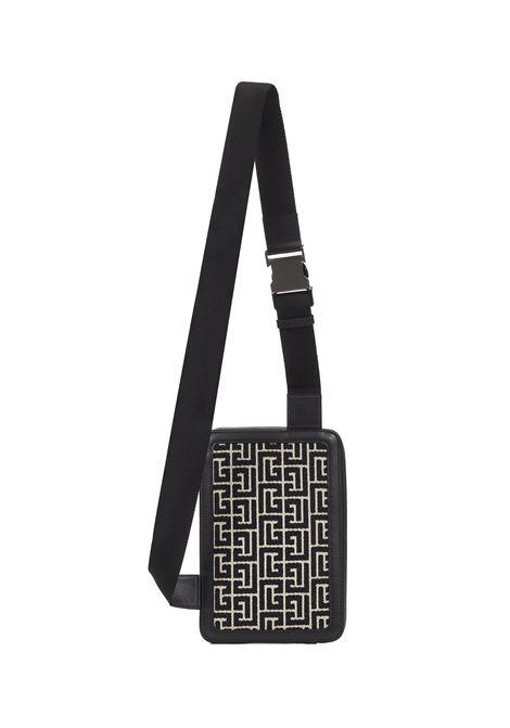 Belt Bag Balmain Paris Balmain Paris   228   VM0BE145TJMOGFE