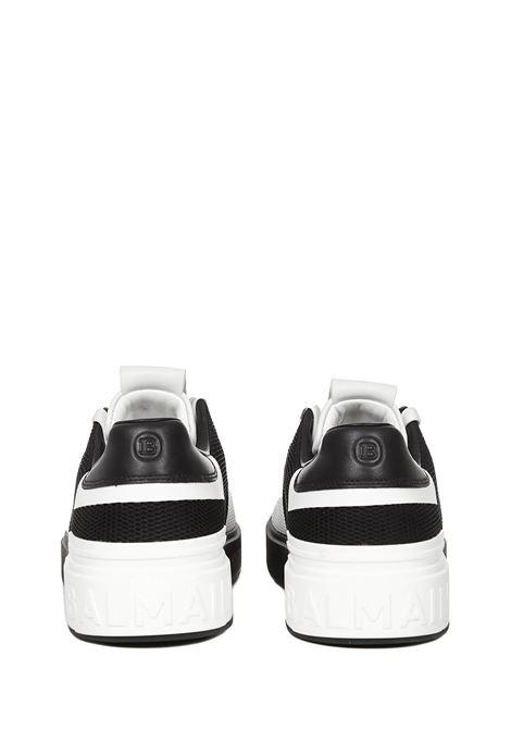 Balmain Paris B-Court Sneakers Balmain Paris   1718629338   VM1C251TMOSGAB