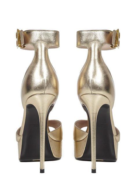 Balmain Paris Saveria Sandals Balmain Paris | 813329827 | VN0UH635LNPO1KA