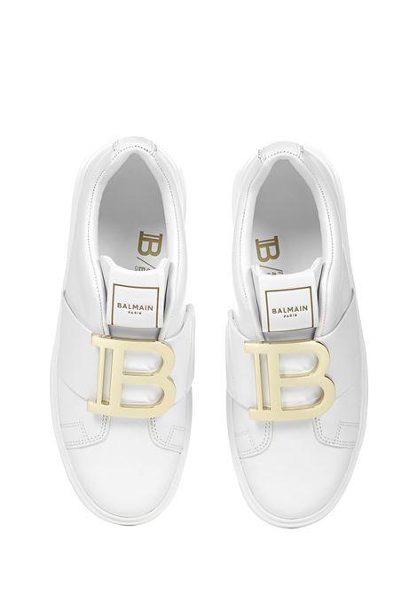 Balmain Paris B-Court Sneakers Balmain Paris | 1718629338 | VN1C539LSHGGAD