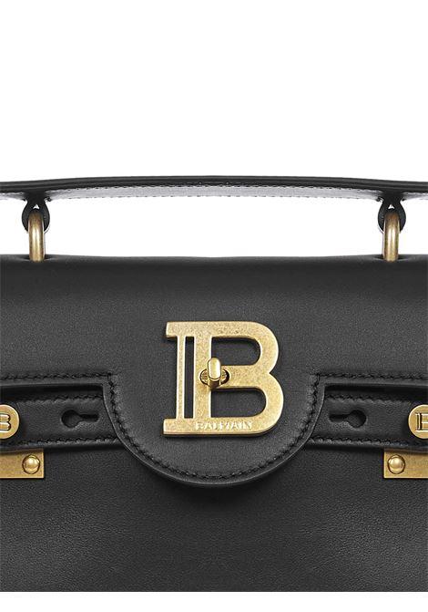 Balmain Paris B-Buzz 23 Hand Bag Balmain Paris   77132927   VN1S526LVPT0PA