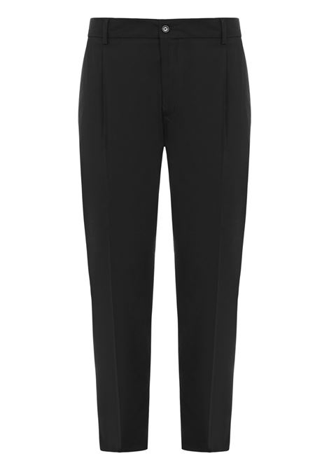 Be Able Trousers Be Able | 1672492985 | 3461NERO
